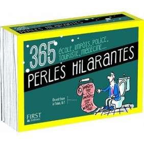 365 PERLES HILARANTES