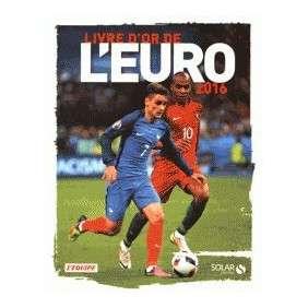 LIVRE D'OR DE L'EURO 2016