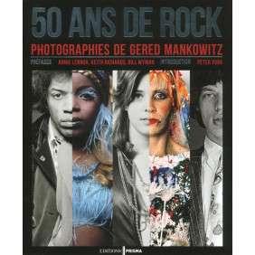 50 ANS DE ROCK