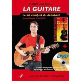 KIT GUITARE DEBUTANT AVEC DVD