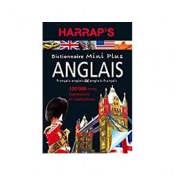 DICTIONNAIRE HARRAP'S MINI PLUS ANGLAIS