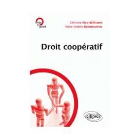 DROIT COOPERATIF
