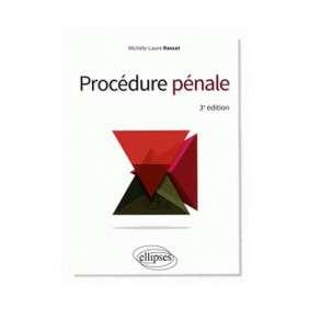 PROCEDURE PENALE 3EME EDITION