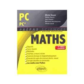 MATHEMATIQUES PC/PC* 3EME EDITION ACTUALISEE