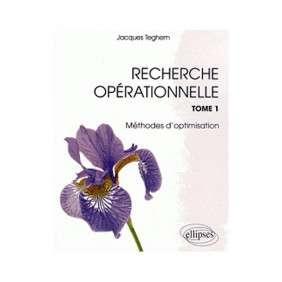 RECHERCHE OPERATIONNELLE T1 PROGRAMMATION LINEAIRE