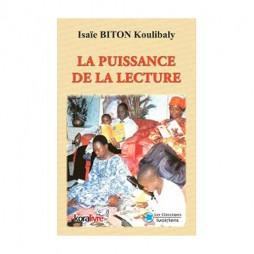 LA PUISSANCE DE LA LECTURE - BITON KOULIBALY
