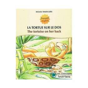 LA TORTUE SUR LE DOS (FRANCAIS -ANGLAIS)