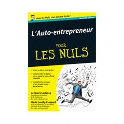 AUTO-ENTREPRENEUR POCHE POUR LES NULS