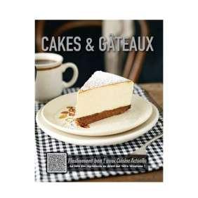 CAKES ET GATEAUX -FLASHEMENT BON