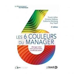 LES 6 COULEURS DU MANAGER