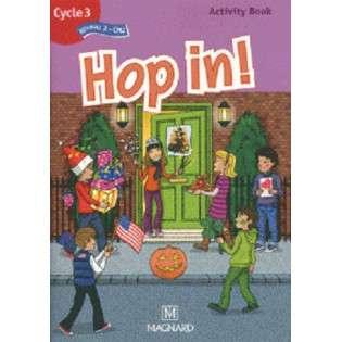 HOP IN CM2 ACTIVITY BOOK