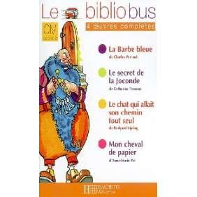 LE BIBLIOBUS N 2 CM - LA BARBE BLEUE - LIVRE DE L'ELEVE - ED.2003