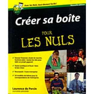 CREER SA BOITE 2E POUR LES NULS