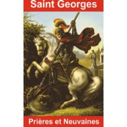 SAINT GEORGES PRIERES ET NEUVAINES