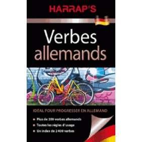 HARRA'S VERBES ALLEMAND NE