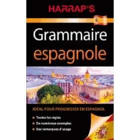 HARRAP'S GRAMMAIRE ESPAGNOL NE