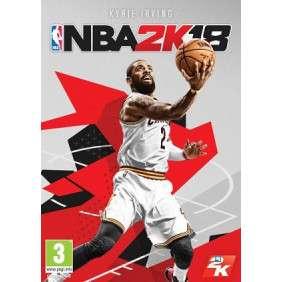 JEUX VIDEO NBA 2K 18