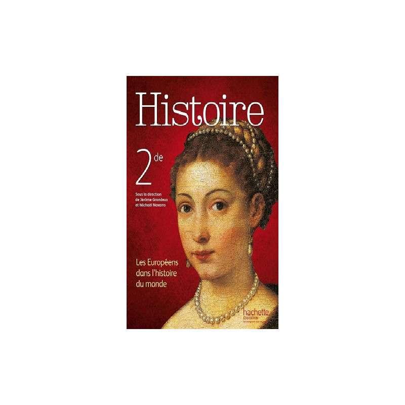 HISTOIRE 2DE GRAND FORMAT - EDITION 2014