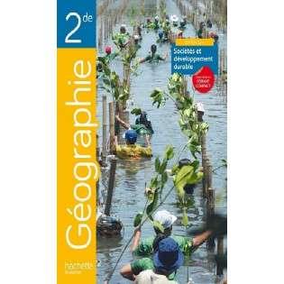 GEOGRAPHIE 2DE GRAND FORMAT - EDITION 2014