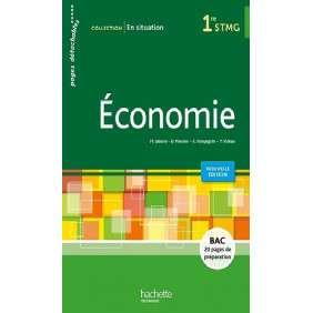 ECONOMIE 1ERE STMG ED 2015