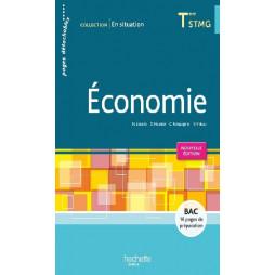 EN SITUATION ECONOMIE TERMINALE STMG - LIVRE ELEVE ED. 2016