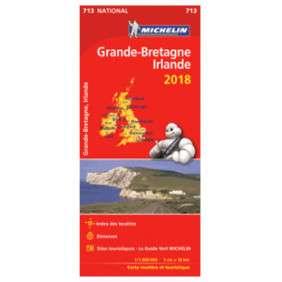 GRANDE BRETAGNE/IRLANDE 2018