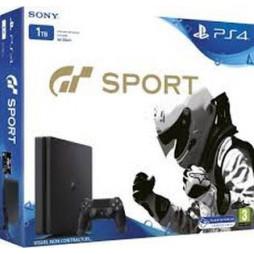 BUNDLE PS4 SLIM 1TO + GT SPORT ED LIMITE