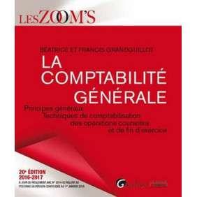 COMPTABILITE GENERALE 2016-2017, 20EME ED. (LA)