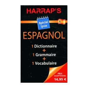 HARRAP'S BIBLIOTHEQUE ESPAGNOLE