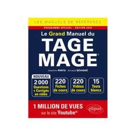 LE GRAND MANUEL DU TAGE MAGE-JOACHIM
