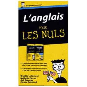 COFFRET L'ANGLAIS POUR LES NULS