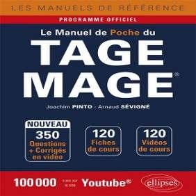 LE MANUEL DE POCHE DU TAGE MAGE
