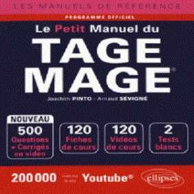 LE PETIT MANUEL DU TAGE MAGE