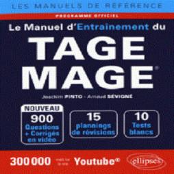 LE MANUEL D'ENTRAINEMENTDU TAGE MAGE