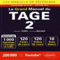 LE GRAND MANUEL DU TAGE 2