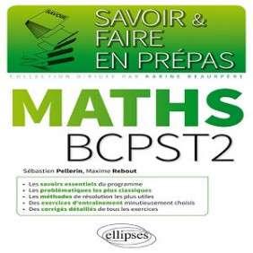 MATHS BCPST2
