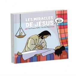 LES MIRACLES DE JESUS EN BD