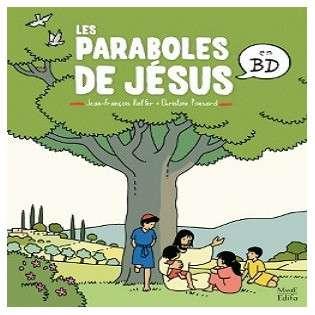 LES PARABOLES DE JESUS EN BD