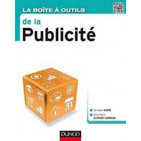 CAMPUS BOITE PUBLICITE BARRE DUNOD