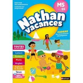 NATHAN VACANCES 2018 MATERNELLE MS VERS LA GS 4/5 ANS