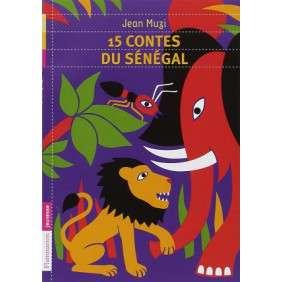 15 CONTES DU SENEGAL