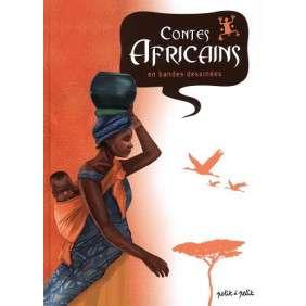 CONTES AFRICAINS EN BANDES DESSINEES