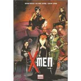 X-MEN MARVEL NOW T01
