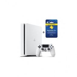 PS4 SLIM 500GO + 3 MOIS ABONNEMENT PSN