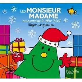 LES MONSIEUR MADAME RENCONTRENT LE PERE NOEL
