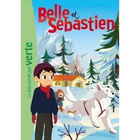 BELLE ET SEBASTIEN TOME 4 - LA COURSE DE L'HIVER