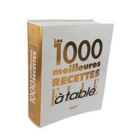 LES 1000 MEILLEURES RECETTES ELLE A TABLE