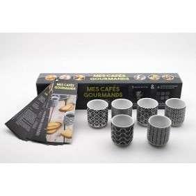 COFFRET MES CAFES GOURMANDS