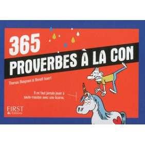 365 PROVERBES A LA CON