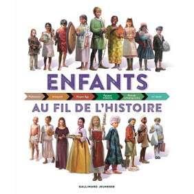 ENFANTS AU FIL DE L'HISTOIRE
